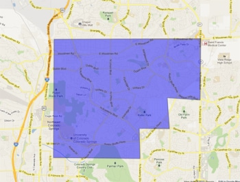 Northeast Colorado Springs Real Estate and Homes For Sale