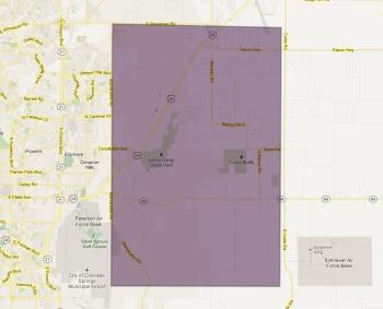 Falcon Colorado Real Estate and Homes For Sale