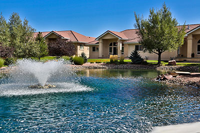 Patio Homes Colorado Springs