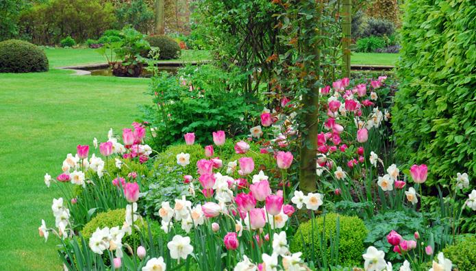 Ten amazing gardens