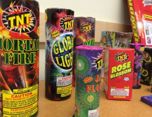 Colorado Springs government protects us from fireworks?