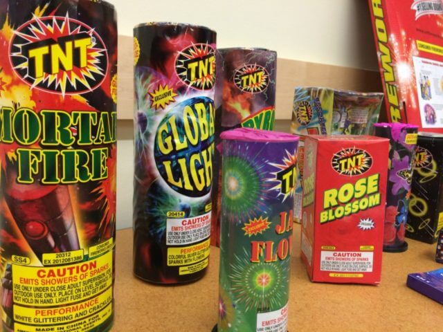 Colorado Springs government protects us from fireworks? 3