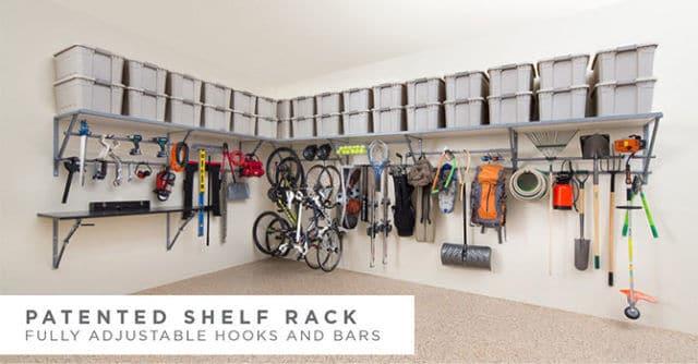 Garage Organizing at Its Best 1