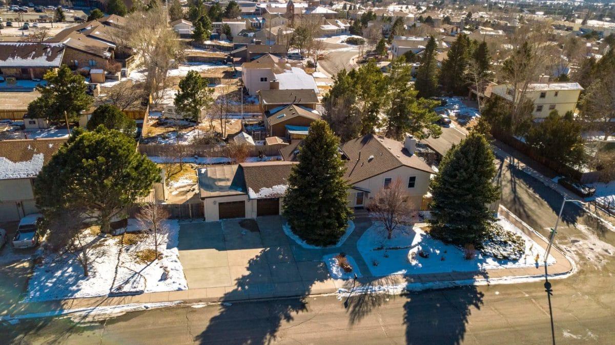 8041 Horizon Drive - Colorado Springs Homes For Sale