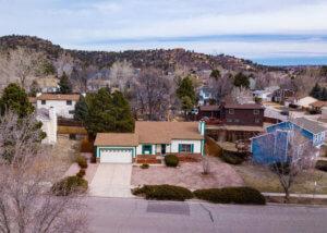 1966 Palm Dr - Colorado Springs Homes For Sale