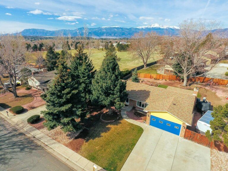 5116 Alta Loma Rd - Colorado Springs Home For Sale
