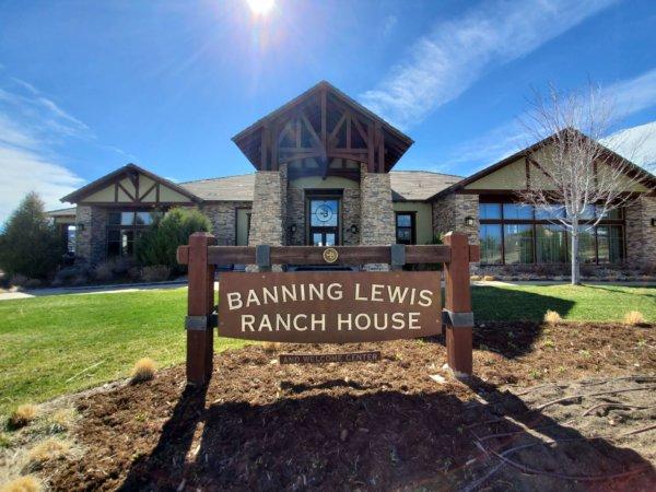Banning Lewis Ranch Colorado Springs