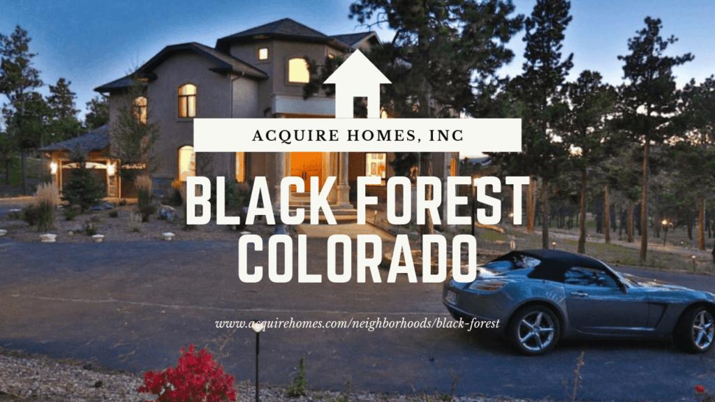 Black Forest Colorado - Black Forest Colorado Springs