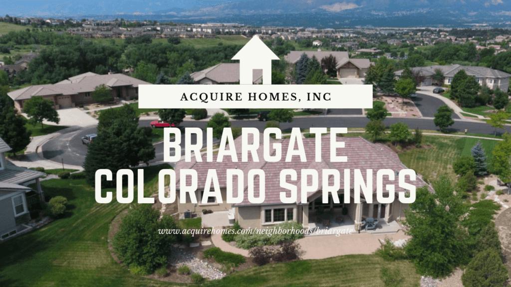 Briargate Colorado Springs