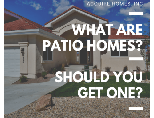 What are patio homes and should you get one?