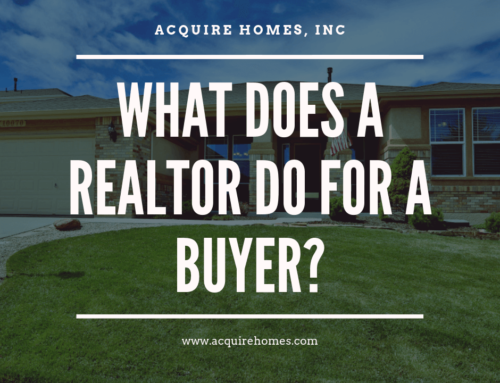What Does A Realtor Do For A Buyer?