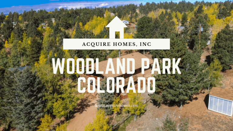 Woodland Park Colorado - Woodland Park Colorado Homes For Sale