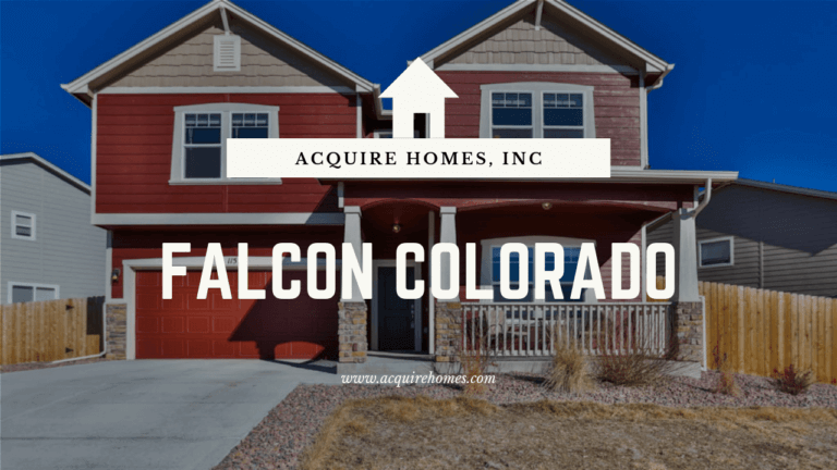 Falcon Colorado - Homes for sale in falcon colorado
